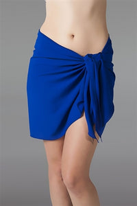 Georgette Royal Sarong