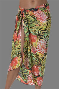 No Show Long Sarong Tiger Lilly