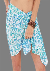 The Essential Sarong Water Print