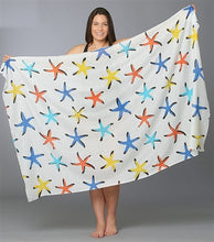 Load image into Gallery viewer, Sarong Bright Starfish