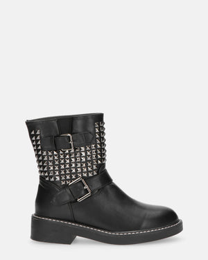 LUCIA - studs ankle boots - QUANTICLO
