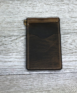 Money Clip Slim Wallet