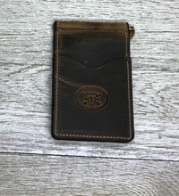Load image into Gallery viewer, Money Clip Slim Wallet
