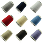 ** GUTERMANN SEW ALL - 1000m - Choose From 15 Colours - 100% POLYESTER THREAD