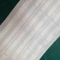 "145mm (6"") WIDE CURTAIN HEADER TAPE CT150B - ThreadandTrimmings"