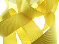 ** 3m x GROSGRAIN RIBBON / RIBBED RIBBON/ 22 LOVELY COLOURS / 5 SIZES