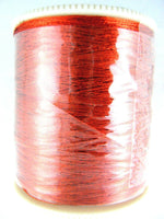 5 x 200 YARD REELS (182m) METALLIC EMBROIDERY THREAD -(5 x REELS of SAME COLOUR) - ThreadandTrimmings