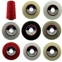 ** MOON 5000 YARD OVER-LOCKING THREAD - 42 ASSORTED COLOURS - SELECT YOUR OWN - ThreadandTrimmings