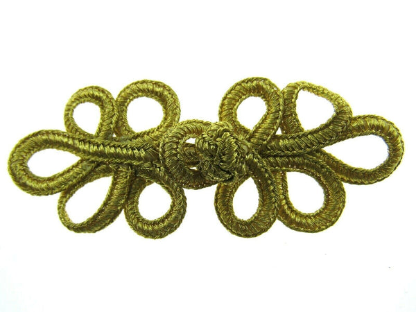FROG FASTENERS and BUTTON CLOSURES - CHOOSE FROM VARIOUS COLOURS & SIZES - ThreadandTrimmings
