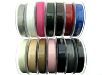 12mm POLYESTER SEAM BINDING TAPE by BERISFORDS - ThreadandTrimmings