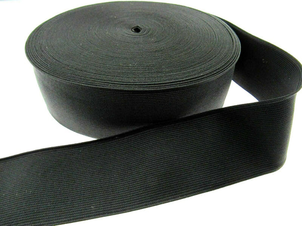 TOP QUALITY FLAT WOVEN ELASTIC - For WAISTBANDS, CUFFS, TAILORING & DRESSMAKING
