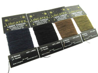 ** 10m LINEN THREAD by LINCATEX - REPAIR CARPETS UPHOLSTERY, TENTS, SHOW BUCKLES - ThreadandTrimmings