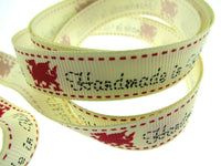 ** Bertie's Bows Grosgrain Ribbon Made in England /Scotland /Wales /Ireland 16mm - ThreadandTrimmings