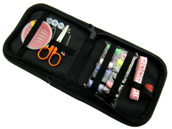 SEWING KIT WALLET - FOR EMERGENCIES OR TRAVEL - ThreadandTrimmings