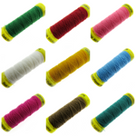 ** GUTERMANN ELASTIC THREAD for GIMP, SHIRRING & SMOCKING 10m REELS - ThreadandTrimmings