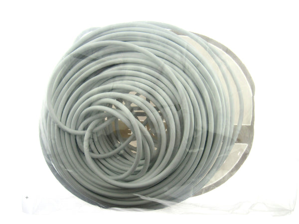** Quality Curtain Wire For Net Curtains - 4mm Plastic Coated Expanding Wire