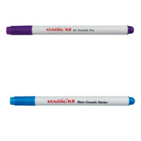 FABRIC MARKERS AIR or WATER ERASABLE PENS - VANISHING MARKER PENS