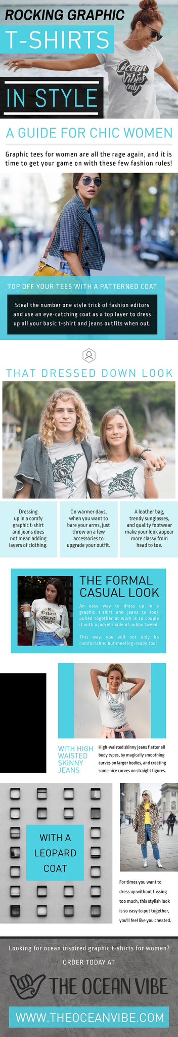 Image showing infographic for ocean themed shirts