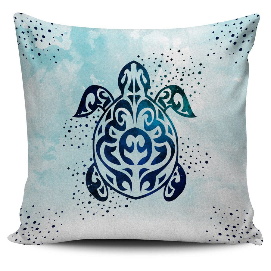 Sky Sea Turtle - Pillow Cover