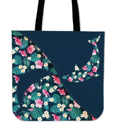 Up & Down - Tote Bag - the ocean vibe Ocean Apparel