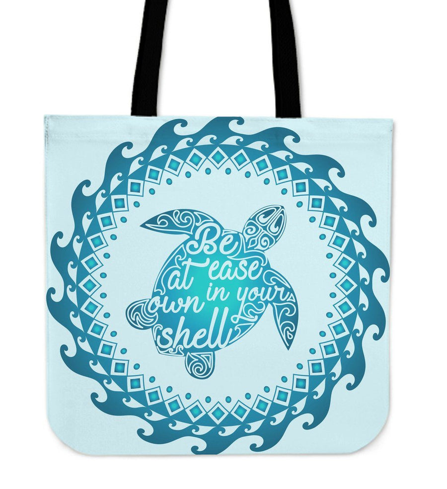 Own Shell Sea Turtle - Tote Bag