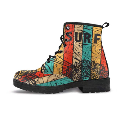 Surf California - Women's Boots - the ocean vibe Ocean Apparel