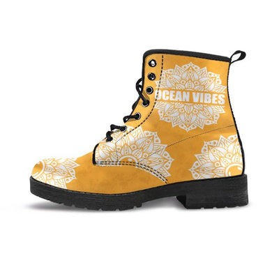 Ocean Vibes - Women's Boots - the ocean vibe Ocean Apparel