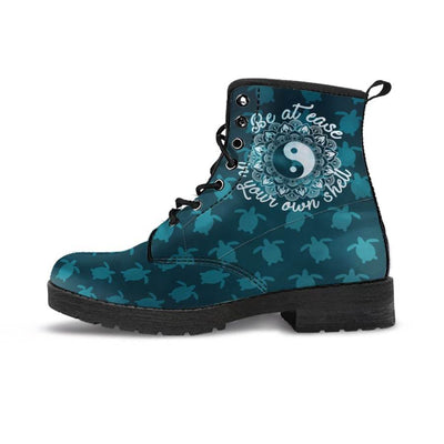 Your Own Shell - Women's Boots - the ocean vibe Ocean Apparel