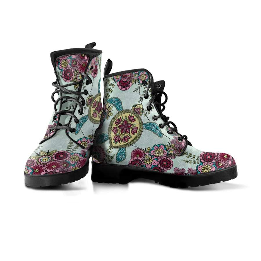 Zen Sea Turtle - Women's Boots