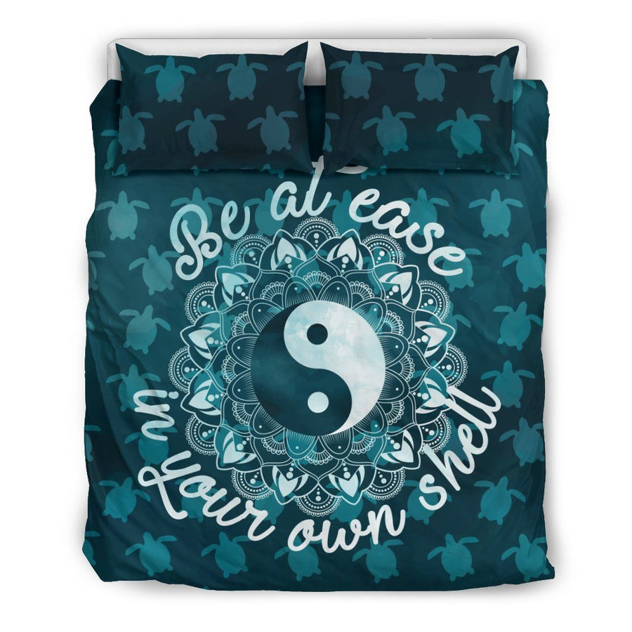 Your Own Shell - Bedding Set - the ocean vibe Ocean Apparel