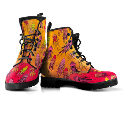 Coral Reef & Jellyfish - Boots