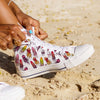 Coral Reef & Jellyfish - Women's High Tops