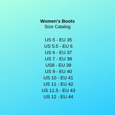 Lost in the Ocean - Women's Boots