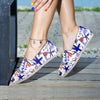 Sea Turtles by the Marina - Women's Casual Shoes