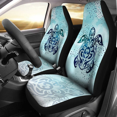 Sky Turtle - Car Seat Covers - the ocean vibe Ocean Apparel