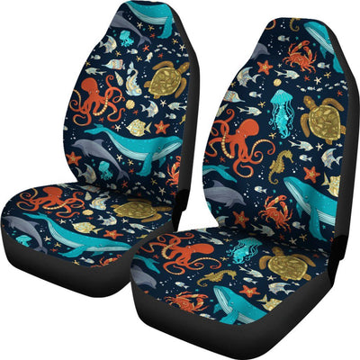 Set Sea Life - Car Seat Covers - the ocean vibe Ocean Apparel