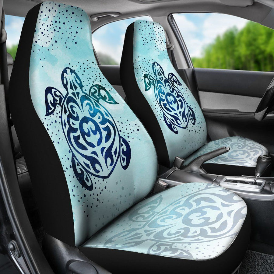 Sky Turtle - Car Seat Covers