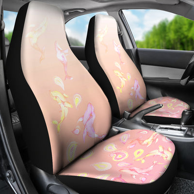 The Paisley Whale - Car Seat Covers