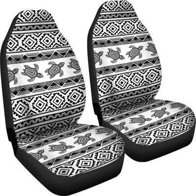 Ethnic Sea Turtle - Car Seat Covers - the ocean vibe Ocean Apparel