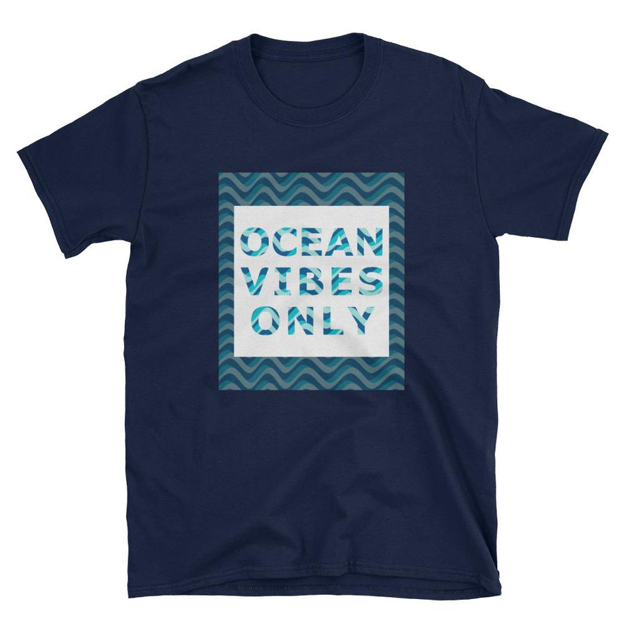 Ocean Vibes Only #1 - Men's T-shirt
