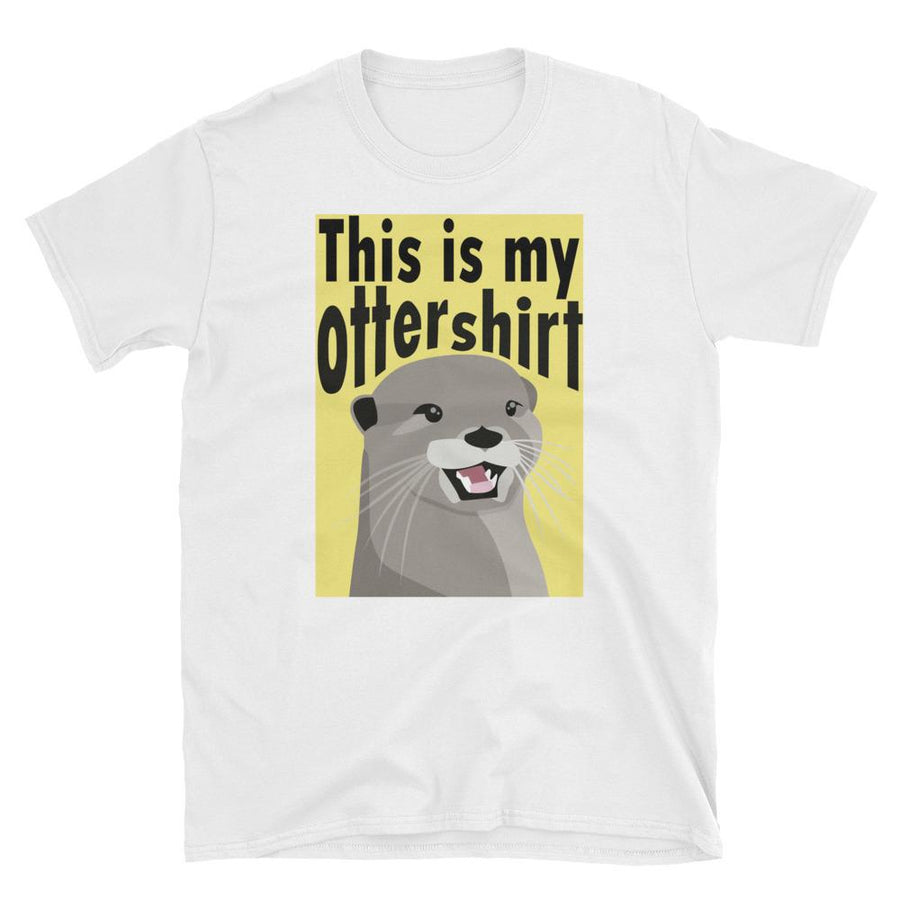 Otter Shirt - Men's T-shirt