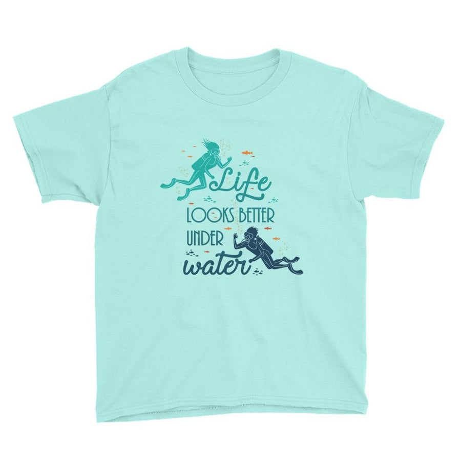 Under Water - Kid's T-shirt