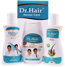 Load image into Gallery viewer, Dr.Hair Herbal Oil First pH Balanced Hair Oil  (340 ml)