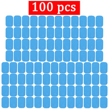 Load image into Gallery viewer, 100 pcs Replacement fitness gel stickers for EMS