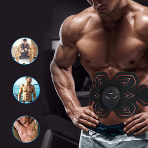 New Smart electric wireless muscle stimulator EMS trainer