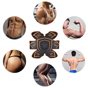 Rechargeable EMS muscle stimulator