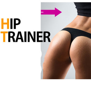 Portable smart EMS hip trainer