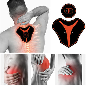 EMS massager multifunctional neck
