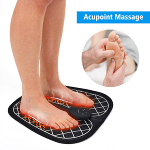 Electric EMS foot skin care foot