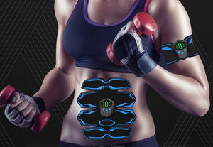 Smart IMS trainer ABS fitness stimulator